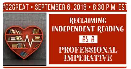 Reclaiming Independent Reading as a Professional Imperative